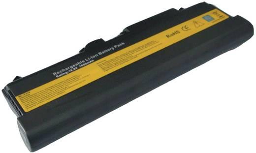 Litium ion laptop akkumulátor Lenovo típusokhoz 6600 mAh 10,8V Beltrona T410H