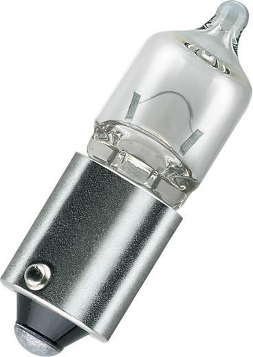 Osram autós gömbizzó H6W/7W foglalattal 12V átlátszó