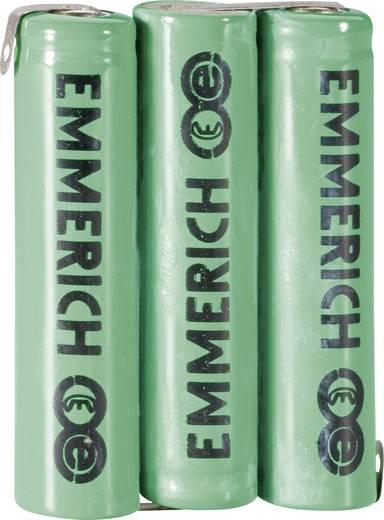 Emmerich NiMH csomag AAA 800 mAh 3,6V, FT-1Z