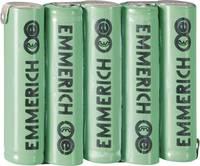 Emmerich NiMH csomag AAA 800 mAh 6V, FT-1Z (255054) Emmerich