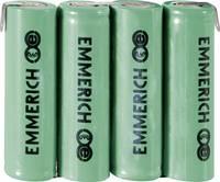 Emmerich NiMH csomag AA 1500 mAh 4,8V, FT-1Z (255056) Emmerich