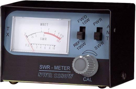 SWR mérő, antenna hangoló, beállító műszer 1180W Alan SWR30 4412