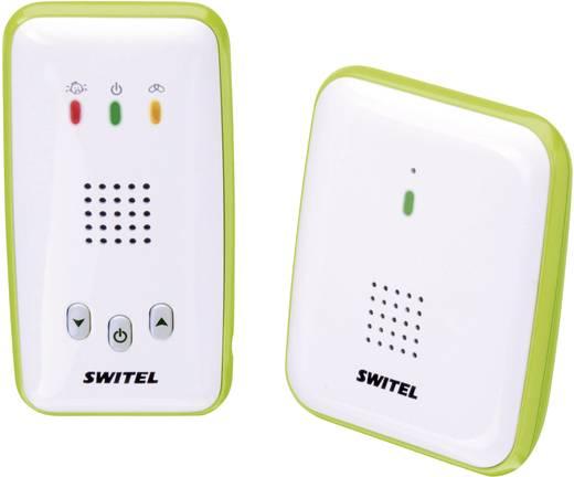 Babafigyelő, bébiőr vezeték nélküli 1,8GHz max.300m hatótáv Switel BCC37