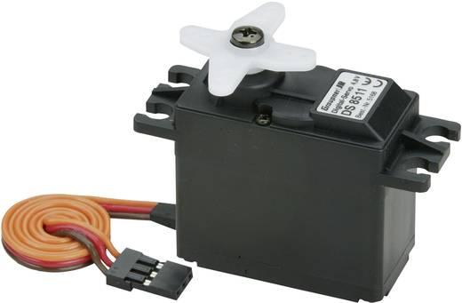 Graupner Standard szervó DS 8511 BB, MG Digitális szervó<br