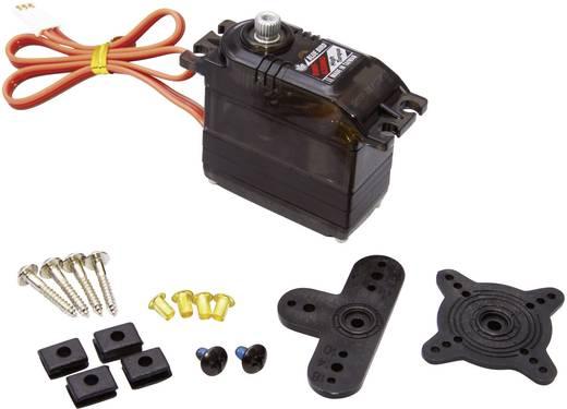 Modell szervó, analóg szervó, Dugaszoló rendszer JR Bluebird Standard BMS-620MG