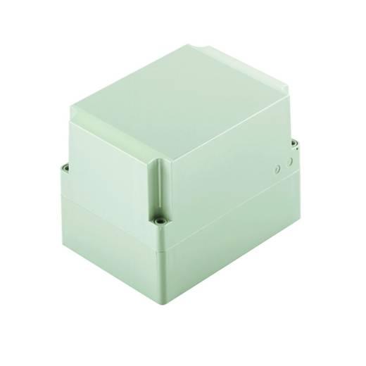 Univerzális műszerdobozok polikarbonát, élénk szürke (RAL 7035) 75 x 75 x 125 Weidmüller MPC 07/12/07 7035, 1 db