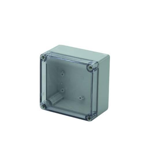 Univerzális műszerdobozok polikarbonát, élénk szürke (RAL 7035) 75 x 125 x 125 Weidmüller MPC 12/12/07 trsp, 1 db