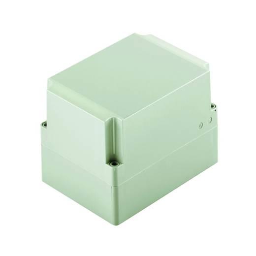 Univerzális műszerdobozok polikarbonát, élénk szürke (RAL 7035) 125 x 125 x 175 Weidmüller MPC 17/12/12 7035, 1 db