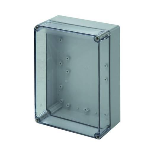 Univerzális műszerdobozok polikarbonát, élénk szürke (RAL 7035) 100 x 175 x 250 Weidmüller MPC 25/17/10 trsp, 1 db