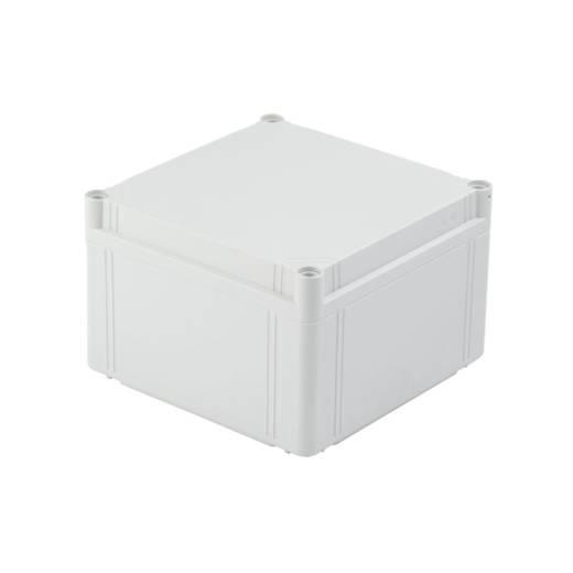 Univerzális műszerdobozok polikarbonát, élénk szürke (RAL 7035) 132 x 200 x 200 Weidmüller FPC 20/20/13 7035, 1 db