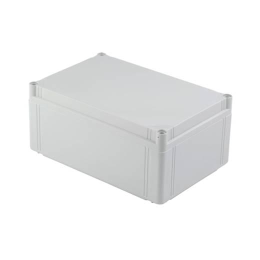Univerzális műszerdobozok polikarbonát, élénk szürke (RAL 7035) 132 x 300 x 200 Weidmüller FPC 30/20/13 7035, 1 db