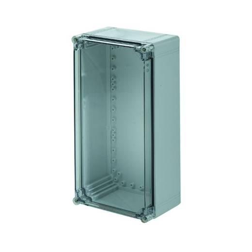 Univerzális műszerdobozok polikarbonát, élénk szürke (RAL 7035) 132 x 400 x 200 Weidmüller FPC 40/20/13 trsp, 1 db