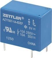 Miniatűr teljesítményrelé AZ7705, 5 A Zettler Electronics AZ7705T-1A-12DEF 12 V/DC 1 záró 5 A 30 V/DC/265 V/AC (275846) Zettler Electronics