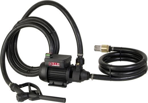 Dízel-, fűtőolaj- és gázolaj szivattyú 230V, 35 m, 2100 l/óra, fekete, TIP 30070