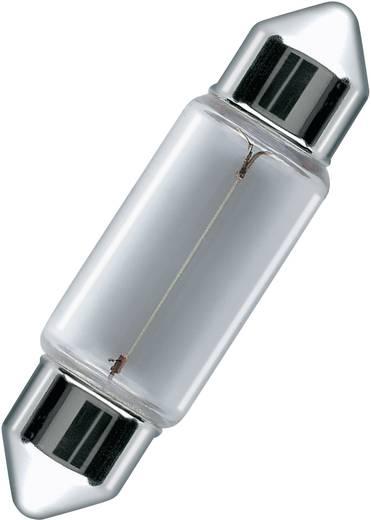 Osram autós szoffitta izzó C3W SV7/12V foglalattal 3W fehér