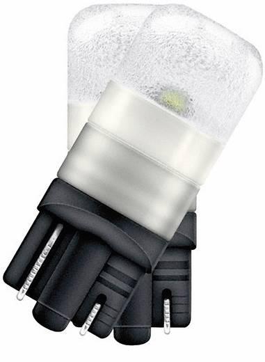 OSRAM LED Retrofit lámpa a kocsi belső terébe W5W W2.1x9.5d Hidegfehér (Ø x H) 10 mm x 26.8 mm