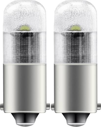 OSRAM LED Retrofit lámpa a kocsi belső terébe T4 BA9s Átlátszó (Ø x H) 9 mm x 27.4 mm