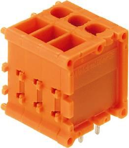 Csavaros szorító blokk Narancs 0598460000 Weidmüller Tartalom: 20 db Weidmüller