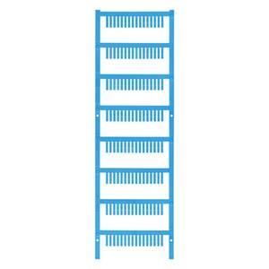 Készülékjelölő Szerelési mód: felcsíptetés Feliratozó felület: 2.50 x 10 mm Sorozat Részegységek és kapcsolóberendezések Weidmüller