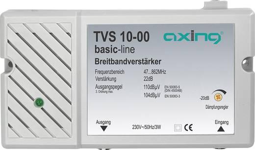 Antenna jelerősítő, szélessávú 47 - 862 MHz-ig +30 dB Axing TVS 10