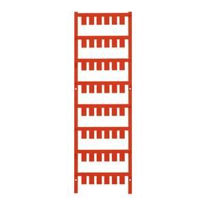 Weidmüller 1026570000 ESG X20 10/7 MC NE RT Készülékjelölő Szerelési mód: felcsíptetés Feliratozó felület: 7 x 10 mm Pir Weidmüller