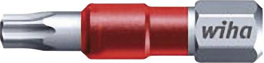 29-es MaxxTor bit, Torx bit Wiha 36824 6,3 mm (1/4) Hossz:29 mm 5 db Bitek egy műanyag dobozban