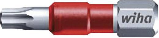 29-es MaxxTor bit, Torx bit Wiha 36825 6,3 mm (1/4) Hossz:29 mm 5 db Bitek egy műanyag dobozban