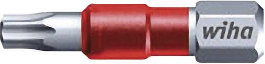 """29-es torx bit műanyag tokban, T40, 6,3 mm (1/4""""), hossz: 29 mm, 5 db, Wiha MaxxTor-Bit 36827"""
