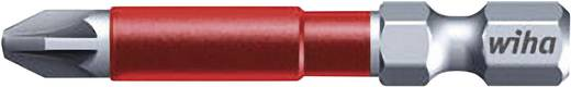 """49-es pozidriv bit műanyag tokban, PZ 3, 6,3 mm (1/4""""), hossz: 49 mm, 5 db, Wiha MaxxTor-Bit 36833"""