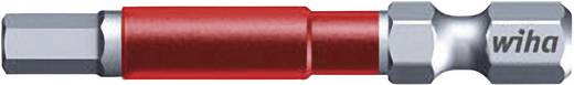 """49-es hatlapú bit műanyag tokban, 5 mm, 6,3 mm (1/4""""), hossz: 49 mm, 5 db, Wiha MaxxTor-Bit 36836"""