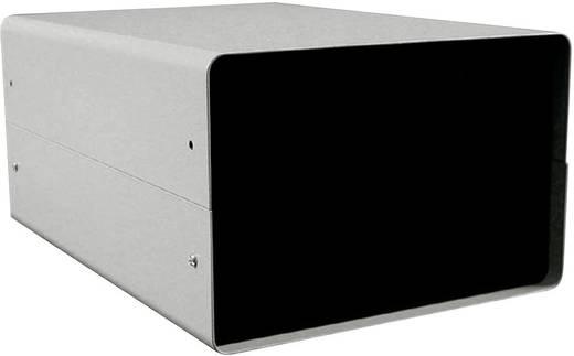 Hammond Electronics műszerdoboz, 1401-es sorozat 1401A acél (H x Sz x Ma) 254 x 152 x 127 mm, szürke