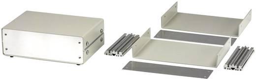 Hammond Electronics műszerdoboz, 1402-es sorozat 1402FV acél (H x Sz x Ma) 261 x 181 x 80 mm, szürke