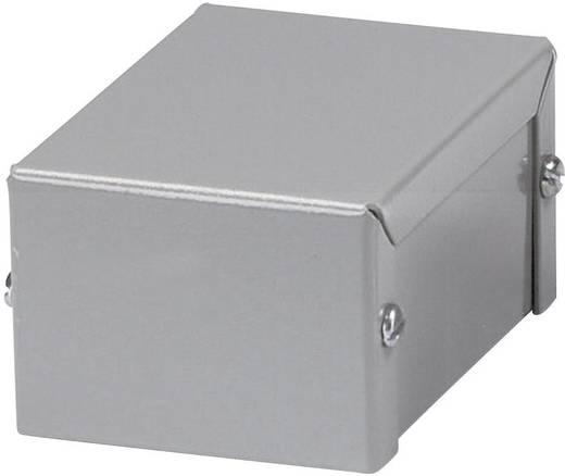Hammond Electronics műszerdoboz 1412-es sorozat 1412SS acél (H x Sz x Ma) 203 x 102 x 51 mm, szürke