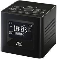 DAB+ ébresztőórás rádió dnt DAB Cubino dnt