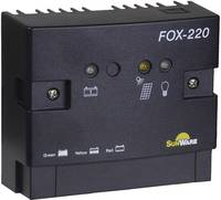 SunWare Fox-220 Napelem töltésszabályozó PWM 12 V, 24 V 20 A SunWare