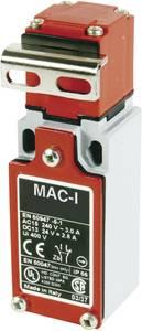 Végálláskapcsoló 400 V/AC/10 A, hajlított, gumírozott, Panasonic MA155MT87X11 Panasonic