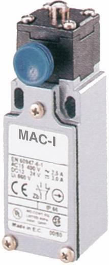 Végálláskapcsoló 400 V/AC/10 A, hajlított/görgős, Panasonic MAM5R32Z11
