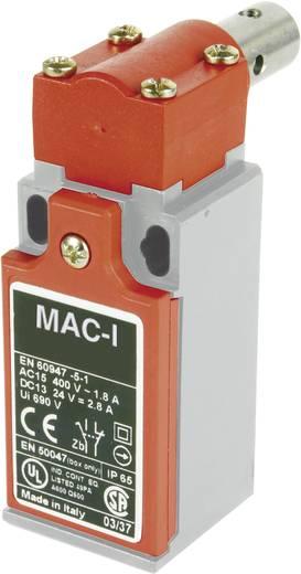 Karos ajtónyitás kapcsoló 400 V/AC/10 A, acél forgó tengellyel, Panasonic SL5MC72X11