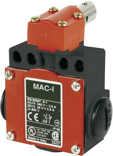 Karos ajtónyitás kapcsoló 400 V/AC/10 A, acél forgó tengellyel, Panasonic SL55C72X11