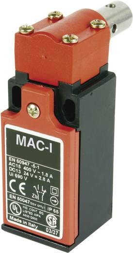 Karos ajtónyitás kapcsoló 400 V/AC/10 A, acél forgó tengellyel, Panasonic SL5C72X11