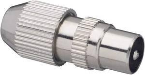 Koax dugó fém egyenes Renkforce 0410323 Renkforce