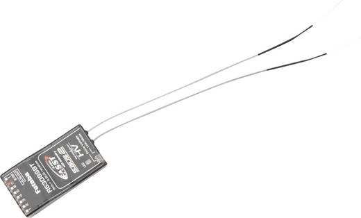 3 csatornás vevő, R603 FS 2,4 GHz FASST
