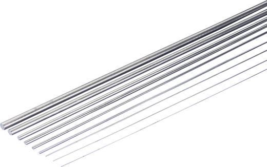 Rugóacélhuzal, minőségi, 4,0X1000 mm, Reely