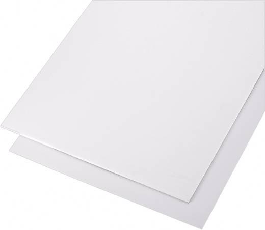 Modelcraft polisztirol lemez 330 x 230 x 3 mm, fehér
