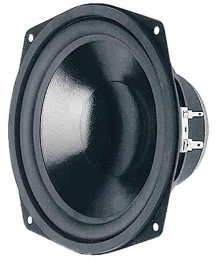 """Beépíthető mélynyomó hangszóró, mélysugárzó 8 Ω 6.5"""" Visaton WS 17 E"""