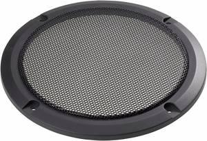 Hangszóró védőrács, műanyag, kerek formájú 150 mm Visaton 2062 Visaton