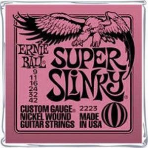 Ernie Ball E-gitár húrok, 009 - 042 Ernie Ball