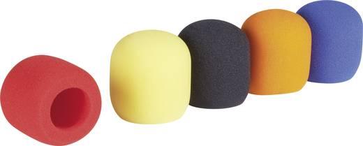 Mikrofon szélvédő készlet, színes
