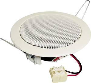 Mennyezetbe építhető hangszóró 30W/8Ω, fehér színű Visaton DL-10 Visaton