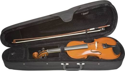 Hegedű készlet, 1/2-es méretű MSA Musikinstrumente
